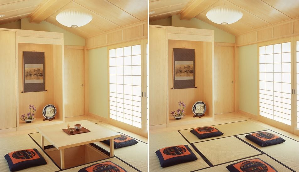 Japanese Style Dining Tables Can Give Your Interior Design Identity