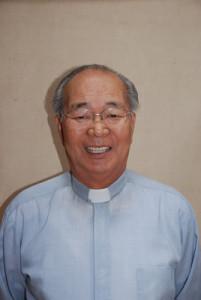 牧山田一神父叙階記念