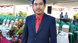Kasubag Informasi dan Pemberitaan Setda, Suryadin.