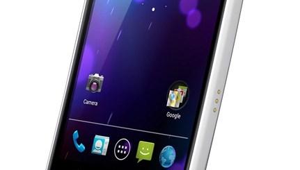 Samsung Galaxy Nexus (valge)