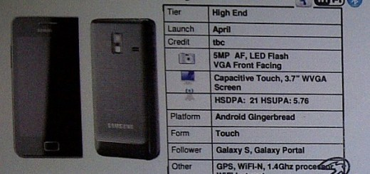 Galaxy S 2 Mini