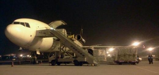 FedEx Boeing 727