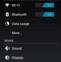 """Android 4.0 """"Holo"""" stiil"""