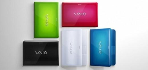 Sony VAIO EA ja EC
