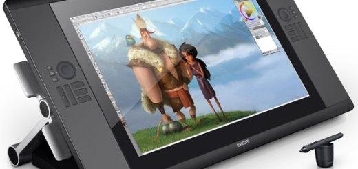 Wacom Cintiq 24HD Touch
