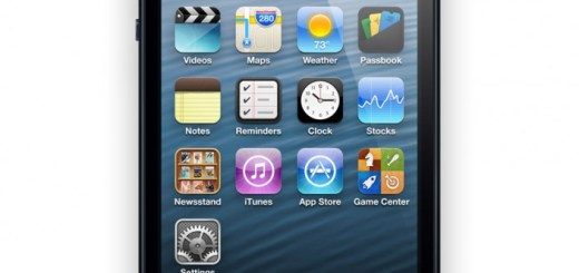 iPhone 5 hero front