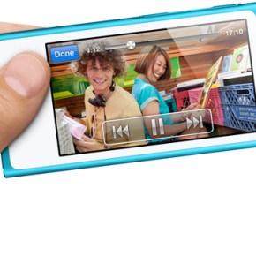 iPod nano 2012 hero