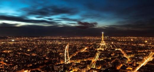 Pariis öösel