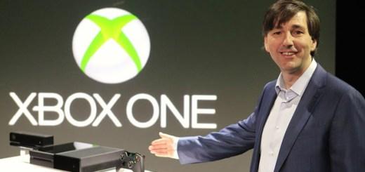 Don Mattrick koos Xbox One konsooliga