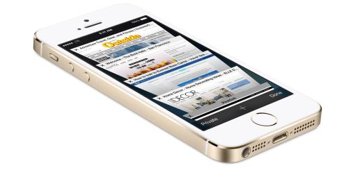 2013. aastal ilmavalgust näinud iPhone 5s oli viimane 4-tollise ekraaniga iPhone.