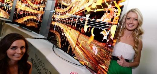 LG 4K OLED painduv teler 2