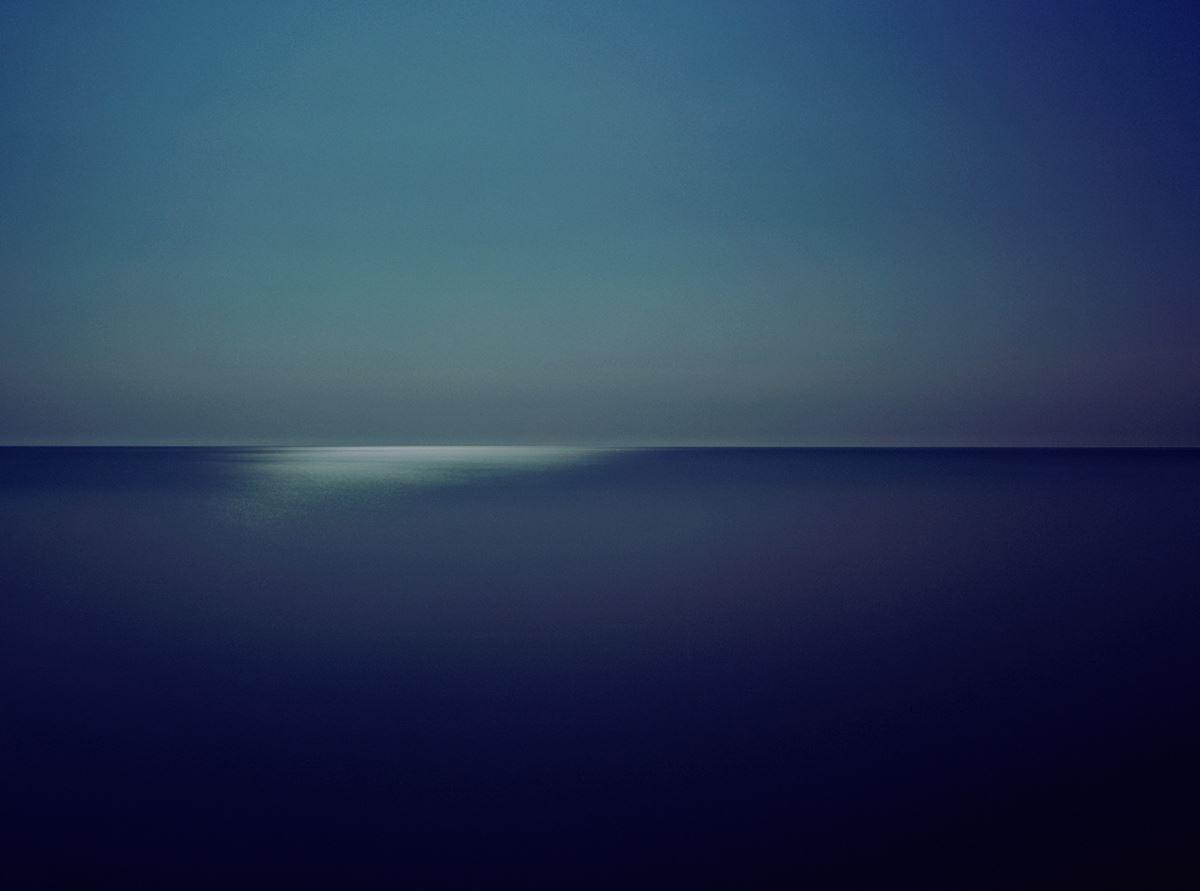超級長時曝光的大片幅夜晚攝影 - Paul Thompson