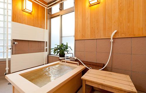 お風呂(檜)