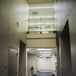 Our wellness center has a very spacious floorplan.