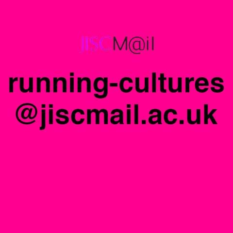 jiscmail_RunningCultures