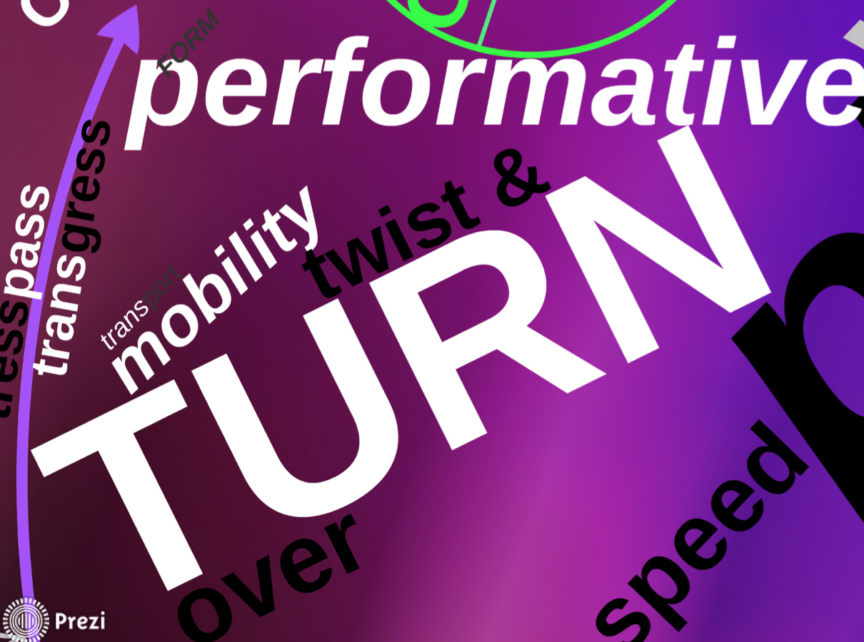 Performative Turn