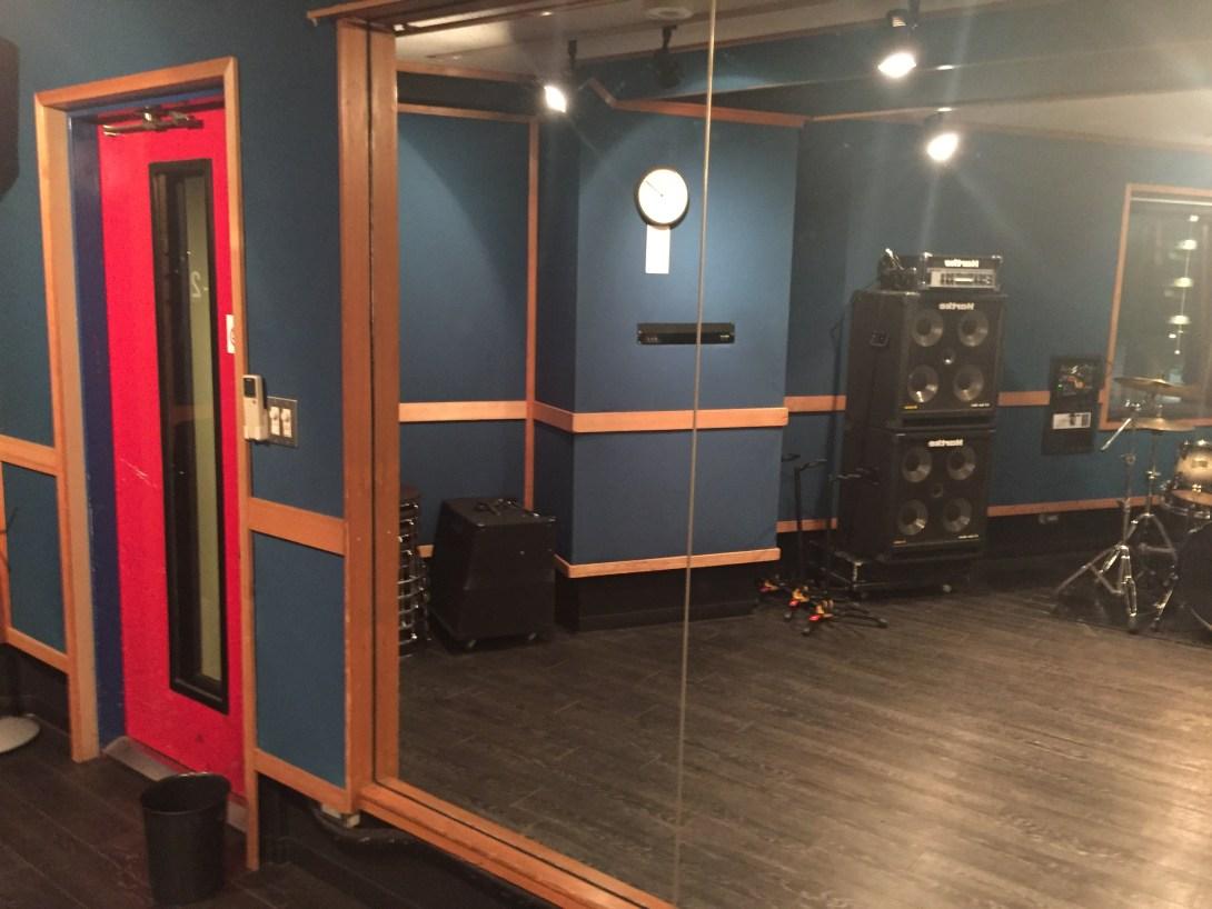 スタジオノア室内