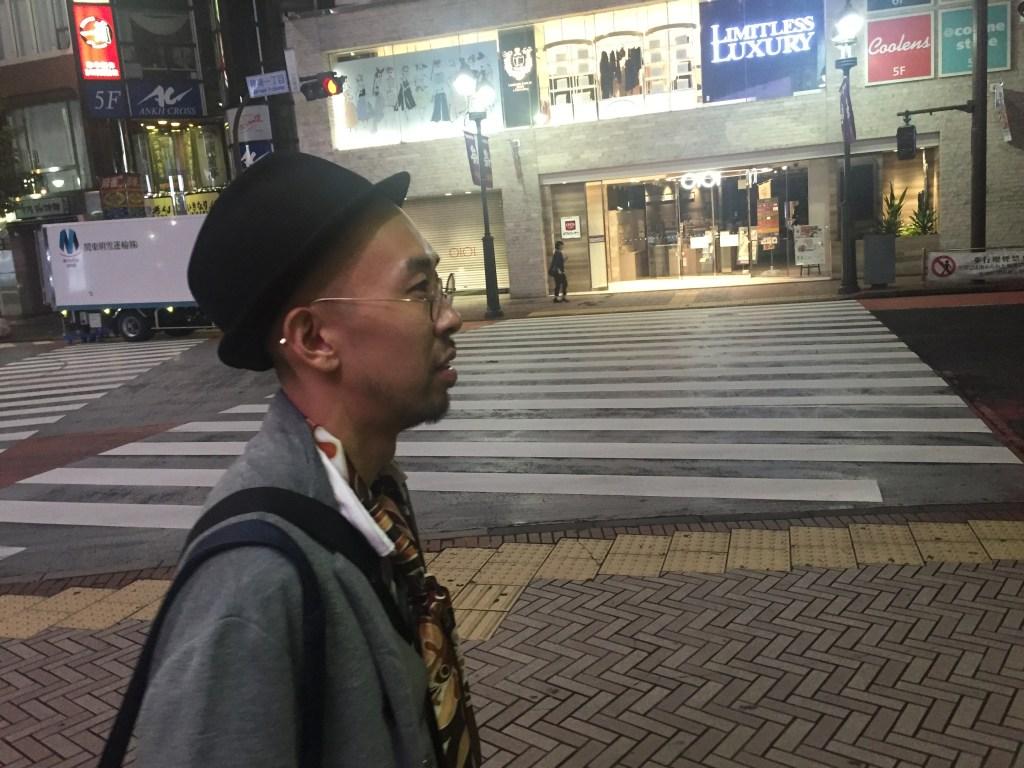 人のいない渋谷1