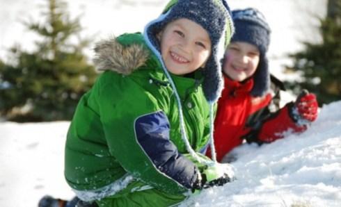 Выбрать зимний комбинезон ребенку