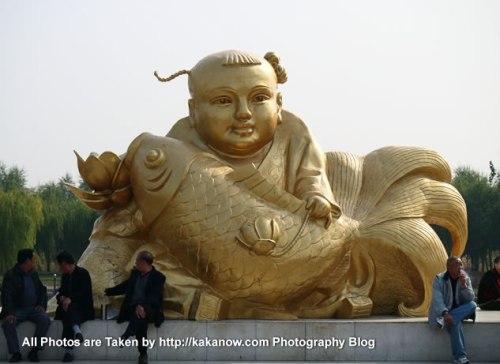 China travel, in Tianjin, Yangliuqing Town. Photo by KaKa.