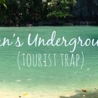 Palawan's Underground River (Tourist Trap)