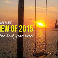 A Fashionably Late Review of 2015