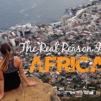 The Real Reason I'm Traveling Africa Alone