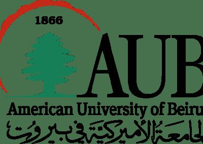 The Main Gate: American University of Beirut