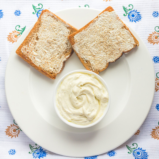 Egg less Mayonnaise