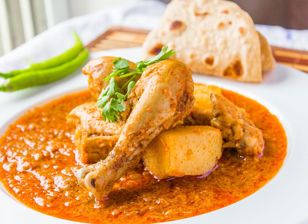 Koli Chicken Curry