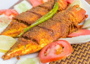 Stuffed Bangda Fry