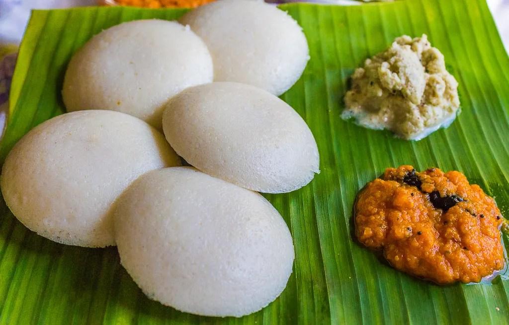 Poha Idli-South Indian Idli