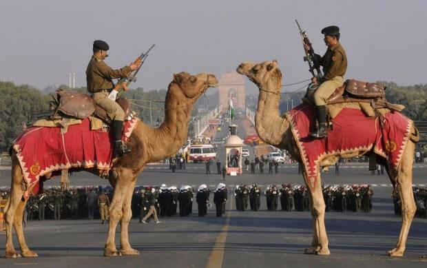 India Republic Day Preperation