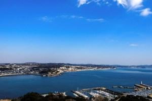対岸からの鎌倉海岸_こうちゃん_30