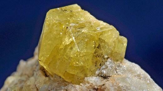 Yellow Rhodizite