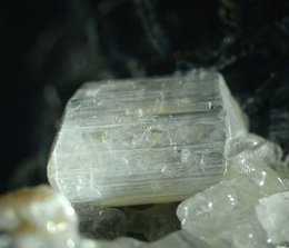 Clear Vesuvianite