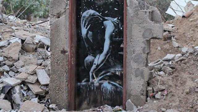 Gaza mural 2