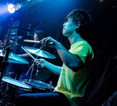 ネクライトーキーのドラム