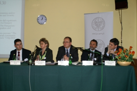 The Hungarian Panel