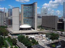 Toronto városháza