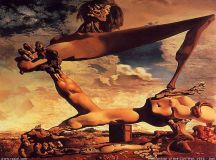 Salvador Dali / Premonition of Civil War