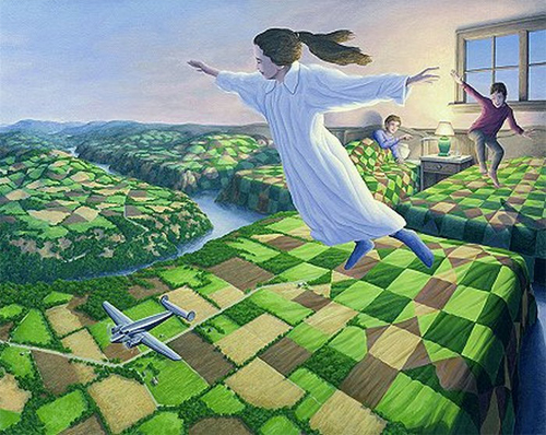 Amazing Illusion / Rob Gonsalves