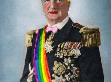 Horthy Miklós, kormányzó.