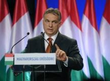 Orbán Viktor beszédét elmondta