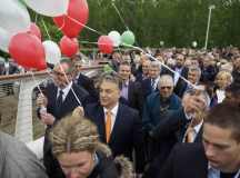 Orbánék lufijai