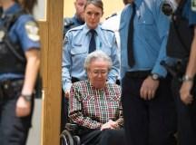 Börtönbe szállították Lise Thibault-t, II. Erzsébet királynő korábbi québeci képviselőjét. Fotó: CANADIAN PRESS/Jacques Boissinot.