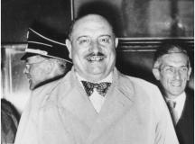Hóman Bálint egy 1936-os fotón. / Ullstein Bild / Europress / Getty