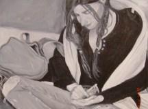 Homeless woman / Mary Rudisill
