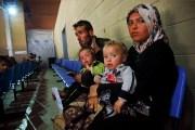 Szíriai menekültek Libanonban. Fotó: cskc.daleel-madani.org