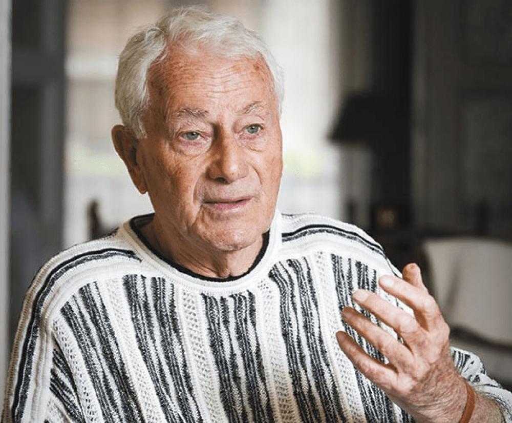 Beszélgetés Salamon Pál izraeli magyar íróval: A nehéz sorsú emberiség a létezésből készül emigrálni